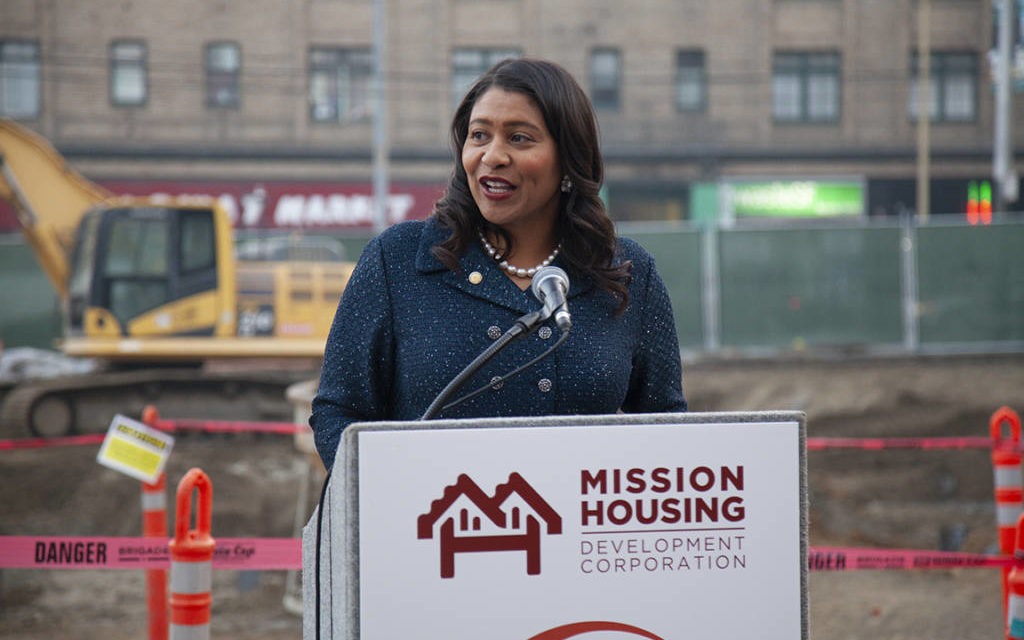 Mission Housing breaks ground at 490 South Van Ness affordable housing project