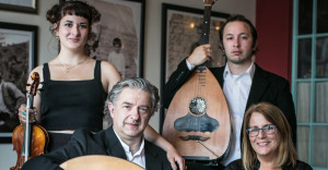 Red Poppy Art House: Drómeno: Greek Roots Music - Mission Local