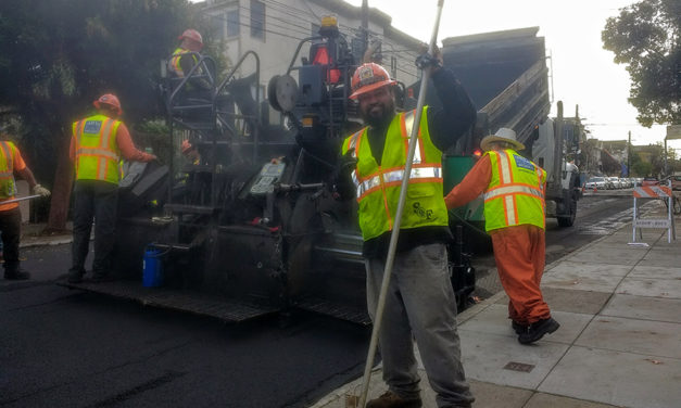 Snap: Florida Street gets fixed