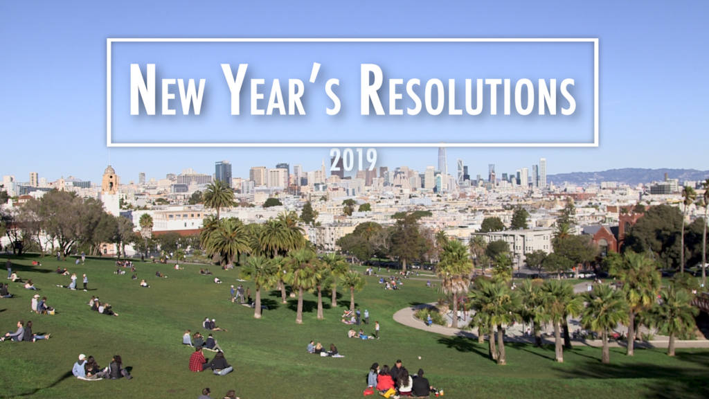 Mission's New Year's resolutions for 2019 get serious