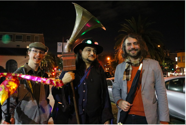 'Unsilent Night' brings its noise back to the Mission