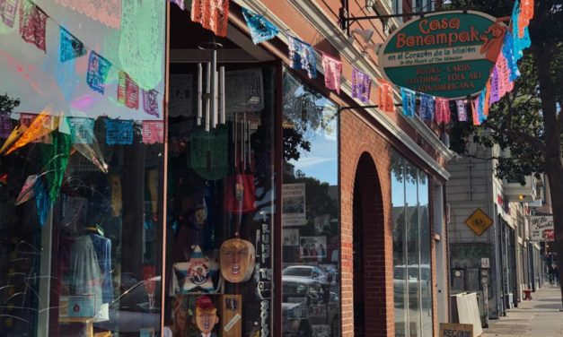 Casa Bonampak stays alive: Mexican and indigenous crafts store to stay open 'week by week'