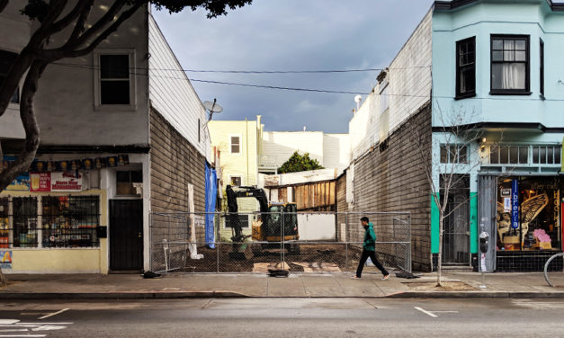 Demolition on 24th Street: Architect couple building dream home, workspace