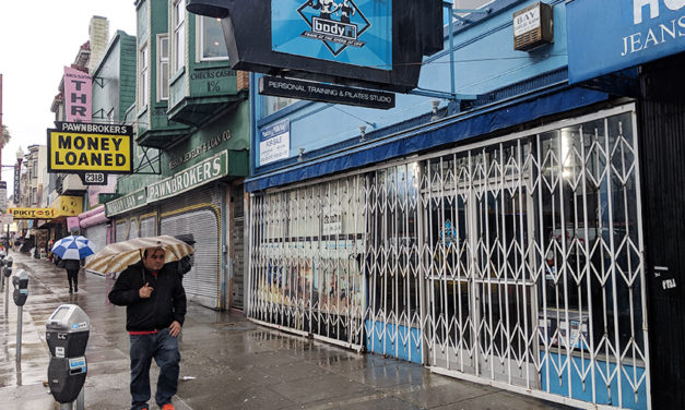 BodyFi fitness succumbs, adding to spate of vacancies on Mission Street