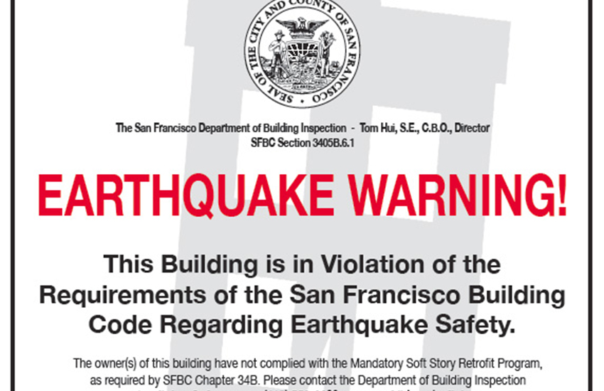 Mission landlords miss earthquake retrofit deadline for 50 buildings