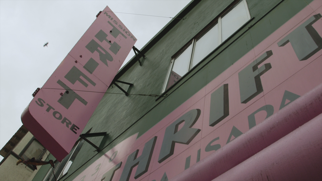 VIDEO: Mission Thrift, 'Sorry to see you go'
