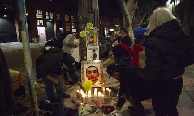 Family of police shooting victim Luis Gongora Pat settles civil suit with the city