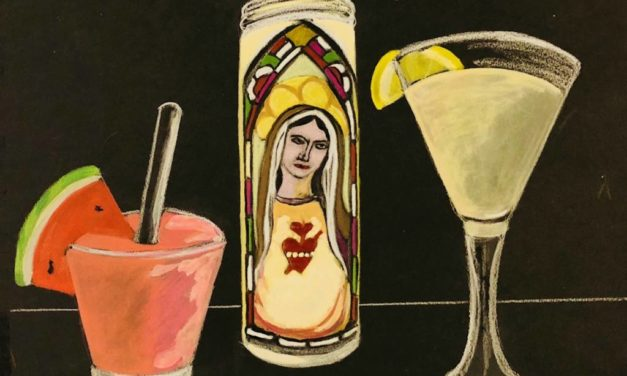 Distillations: The Virgin Mary takes up residence at the 24th Street Bar. And there was much rejoicing.