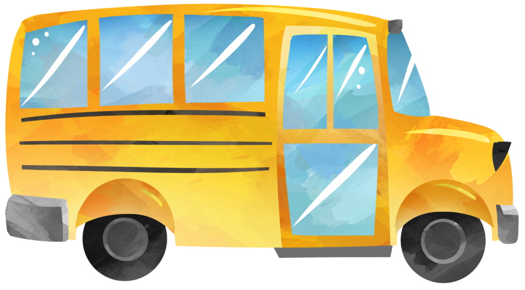 School bus for Rooftop pods story