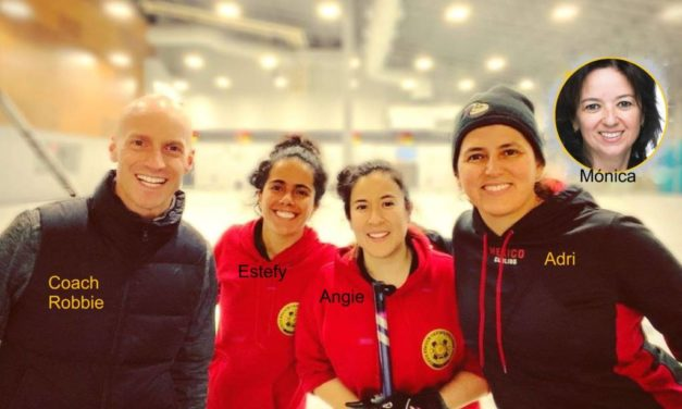 Mission District activist leads first Mexican women's curling team in Thanksgiving Day challenge