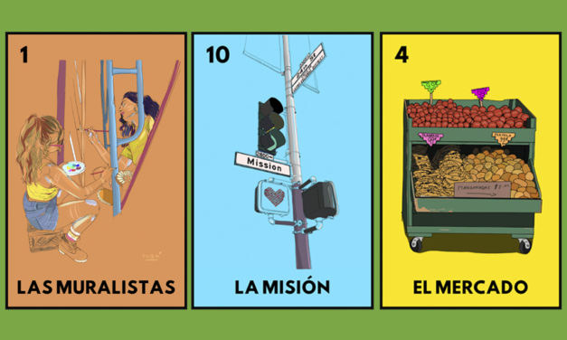 'Lotería'-themed 'shop local' campaign coming to Mission Street on Saturday
