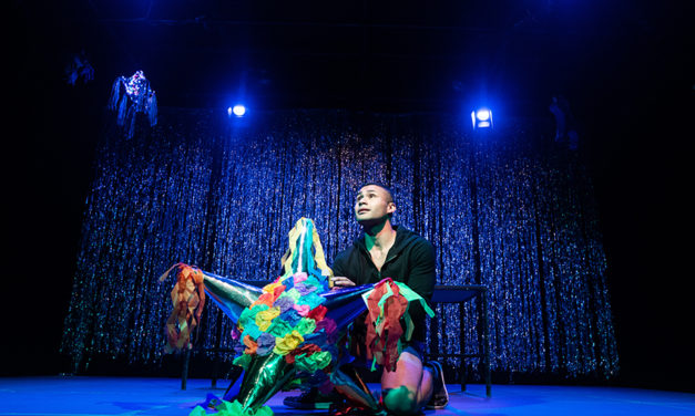 """Love in the Time of Piñatas"" at ZSpace, an uncompromising and intimate exploration of queer immigrant identity"