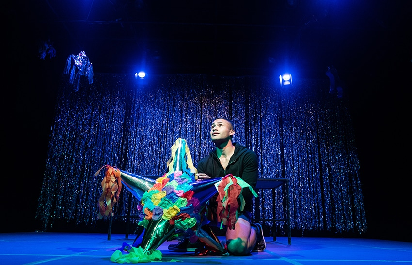 """""""Love in the Time of Piñatas"""" at ZSpace, an uncompromising and intimate exploration of queer immigrant identity"""