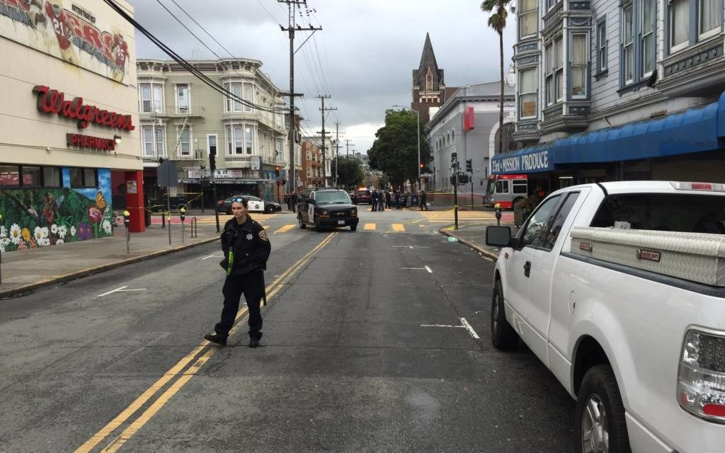 The SFPD description of Jamaica Hampton's shooting is misleading. And this was unwise and unnecessary.