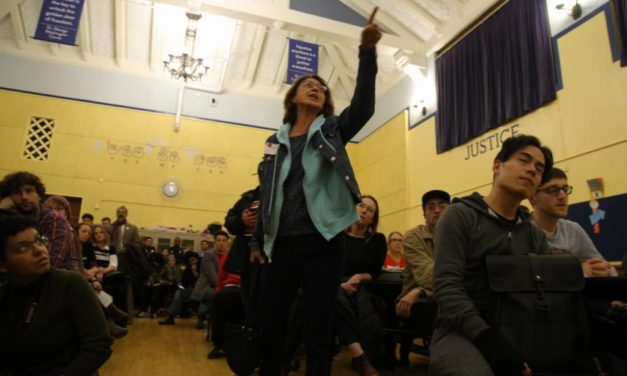 Jamaica Hampton: San Francisco Police Department addresses public at 'town hall' meeting following Dec. 7 shooting