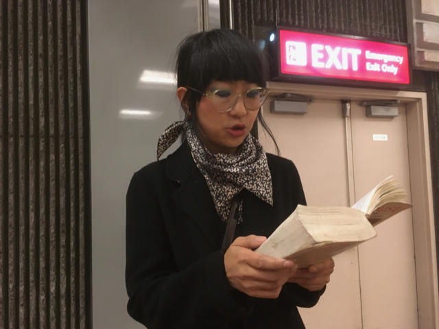 In search of lost time: One woman's quest to read all of Proust — out loud, in French, in subway stations