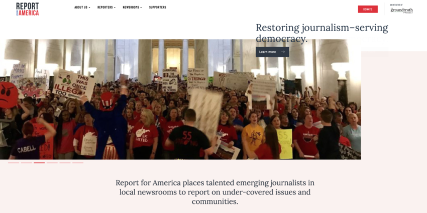 Good news, everybody: Mission Local to be a 'Report for America' newsroom — come work for us