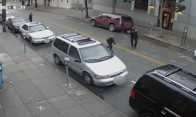 SFPD officer who shot Jamaica Hampton became a training officer — despite excessive force charges