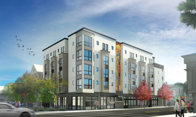 Forty-five units of senior housing break ground on 24th and Harrison