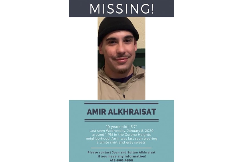 19-year-old Amir Alkhraisat found dead on Treasure Island; suspect in custody