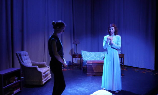 Review: 'Funeral Game's' lost souls at the Potrero Stage