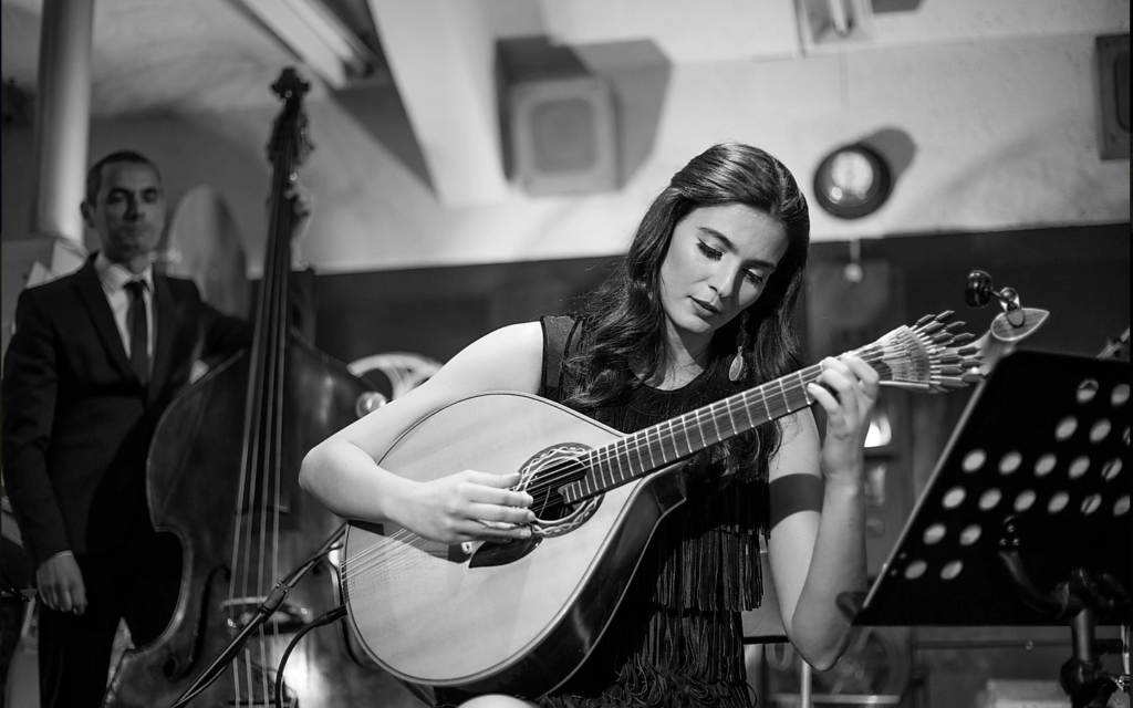 A Lisbon music pioneer brings Fado to the Red Poppy Art House