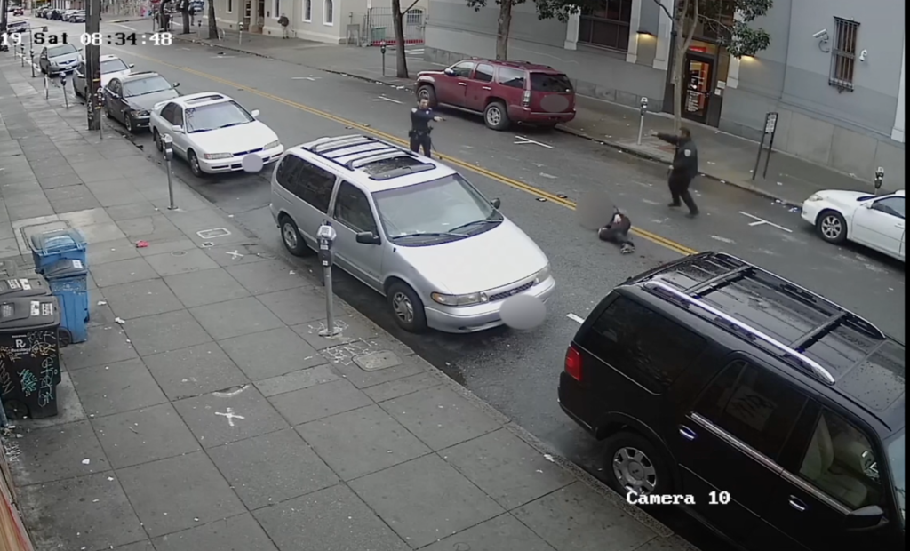 SFPD officers who shot Jamaica Hampton have been assigned back to active duty