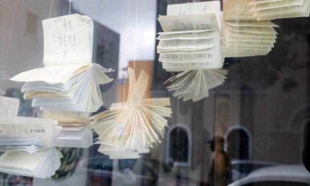 Snap: Paper wings