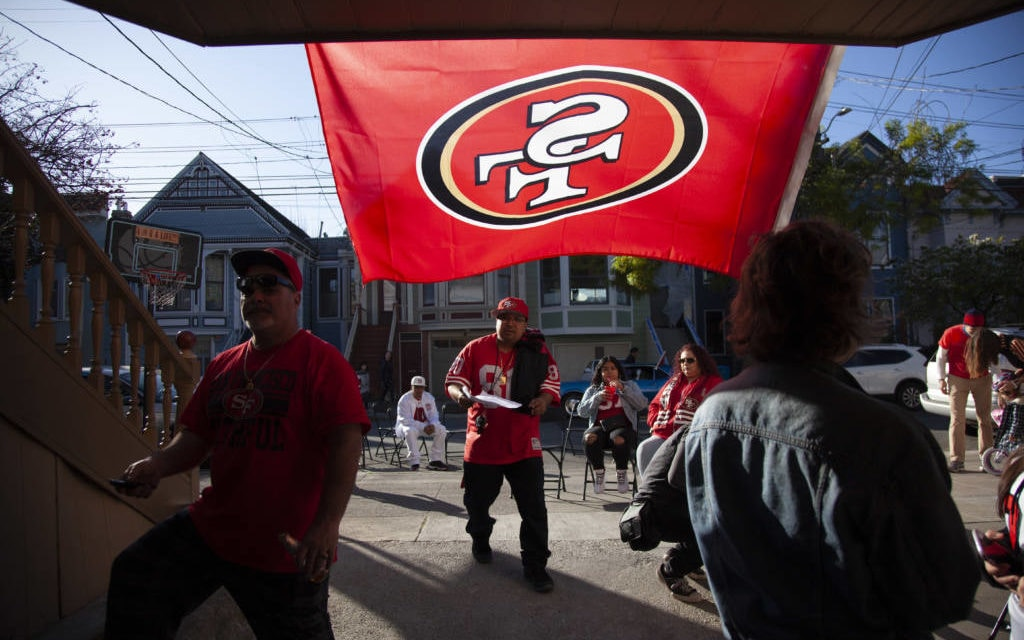 A 49ers Super Bowl in SF's Mission: 'This is the empire'