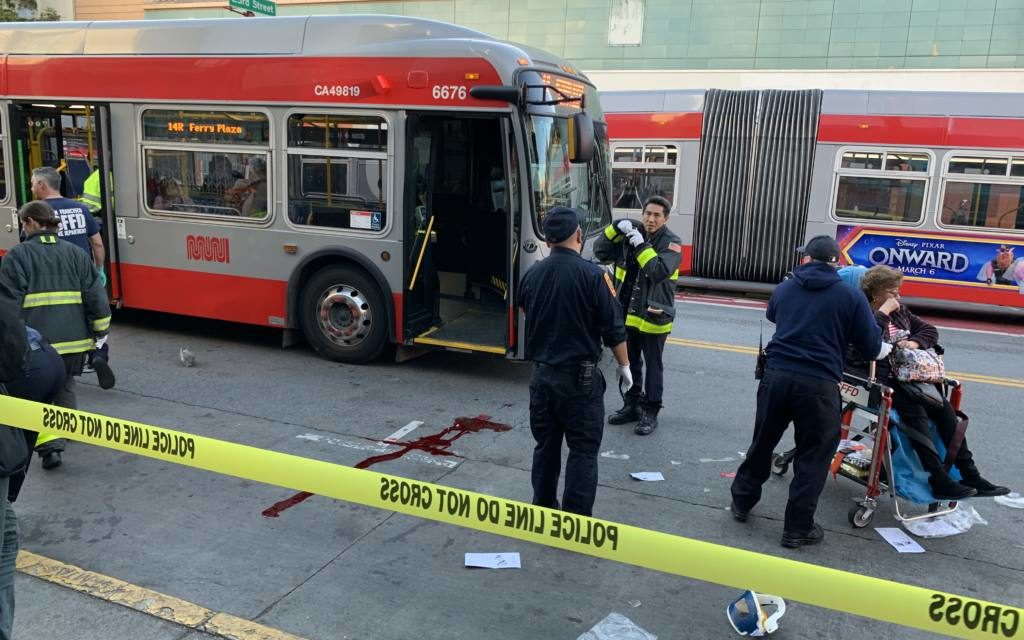 One victim still in critical condition after Prius driver struck three pedestrians on Mission; charges filed against suspect