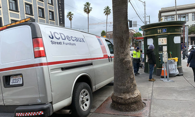 Citing Mohammed Nuru charges, resolution urges San Francisco to flush JCDecaux toilet contract