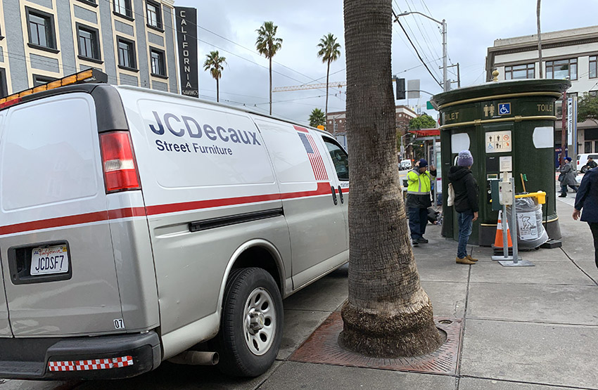 San Francisco's toilet and kiosk contract with JCDecaux under investigation in wake of Public Works boss Mohammed Nuru's arrest