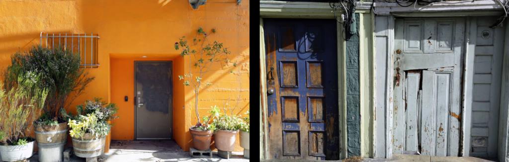 Snap: If doorways could talk