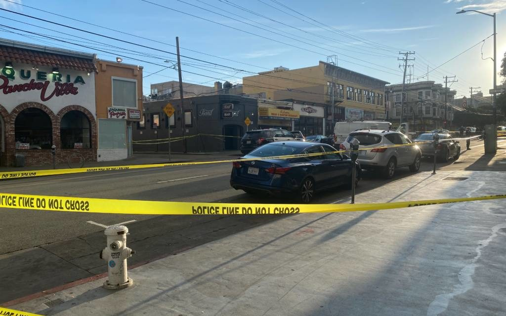 Man dead in shooting on 16th Street