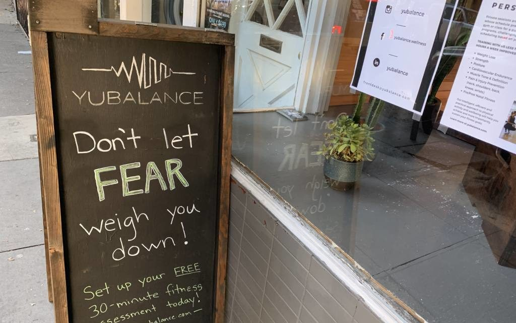 Renegade 24th Street gym YuBalance announces it'll leave the Mission after a year of illegal operation