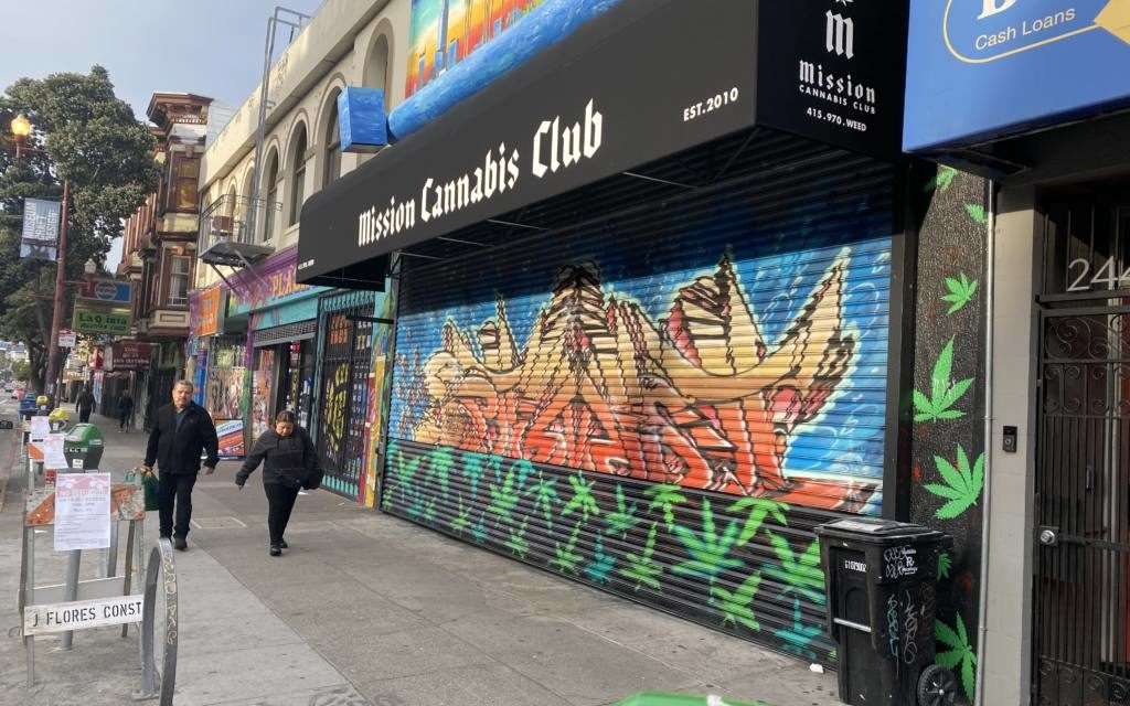 COVID-19: From the Mission District on Tuesday, March 17: Pot dispensaries deemed 'essential,' SFUSD starts handing out free meals, rent relief may be coming and stores restock (Update 8 p.m.)