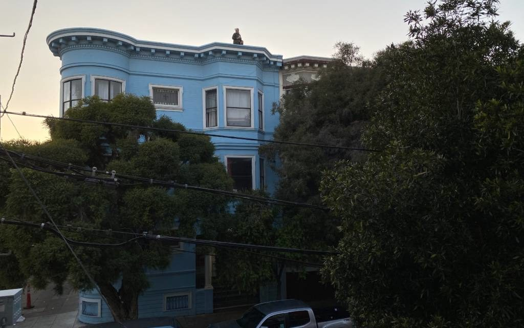Photo Essay: Day 3 of Sheltering-in-Place in the Mission District