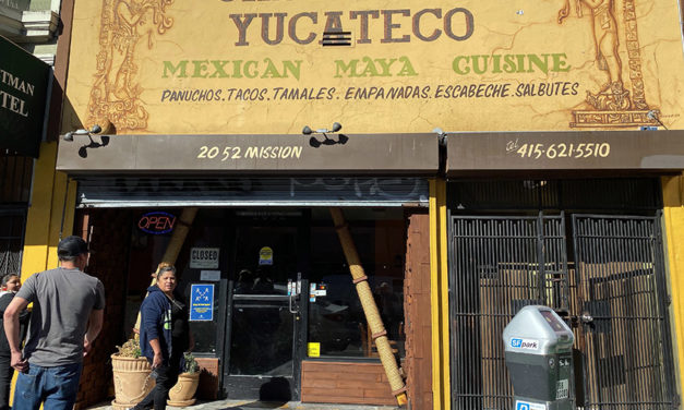 Get out there and order in!  More takeout and delivery in the Mission reviews: Prubechu and Castillito Yucateco