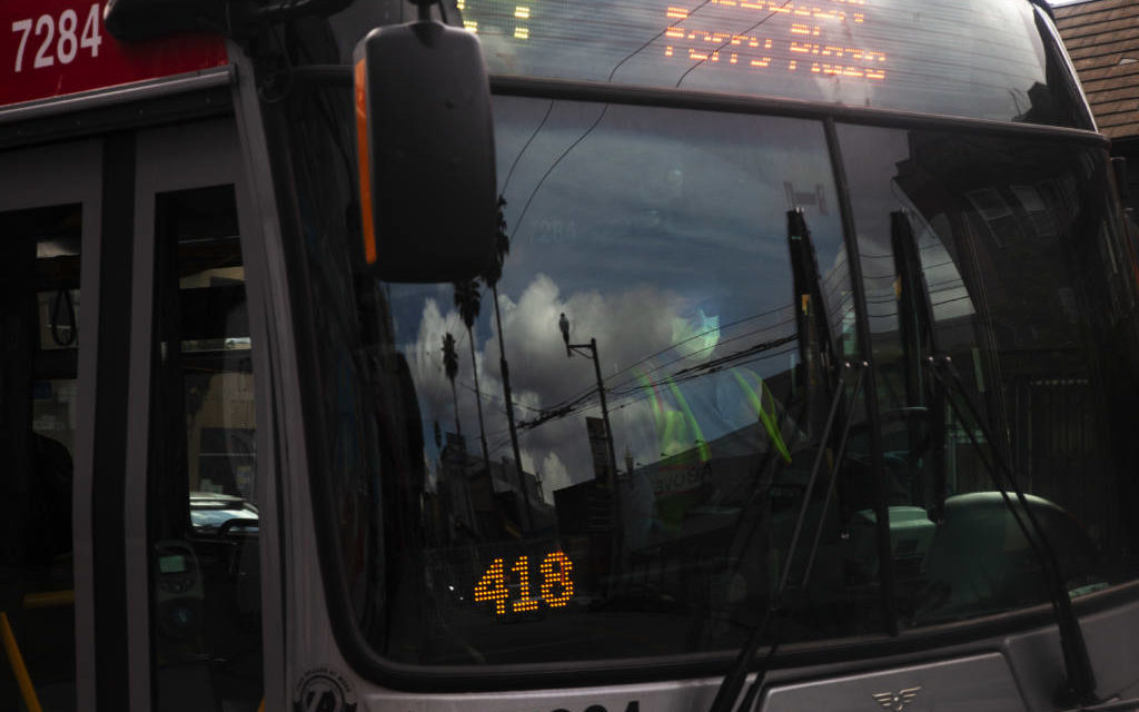 Muni operators work in fear of Coronavirus infection (SF Public Press)