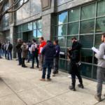 Caso de COVID-19 en el Departamento de Inspección de Edificios envía a 13 trabajadores a casa