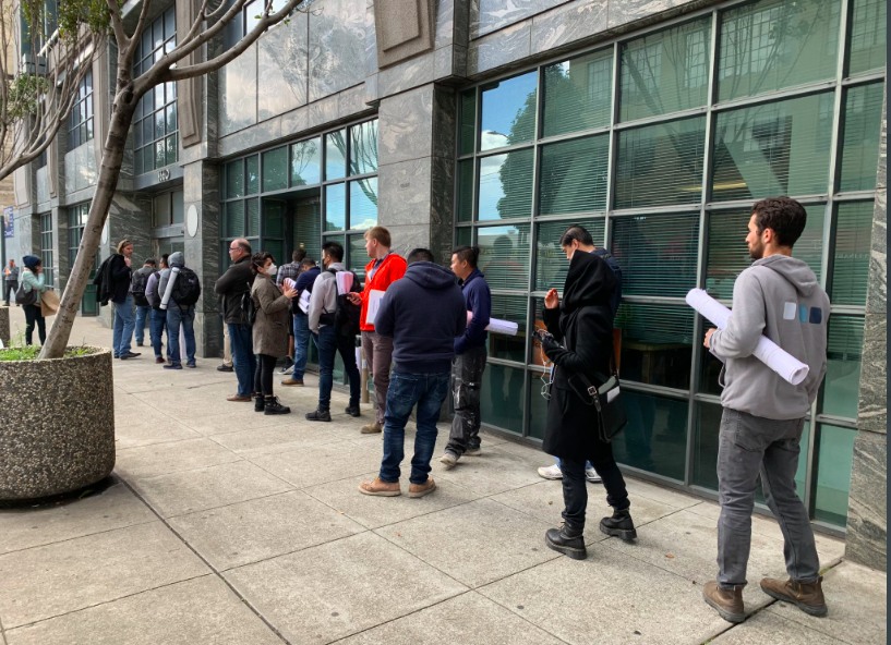Department of Building Inspection workers furloughed, recalled — and soon may be sent home again