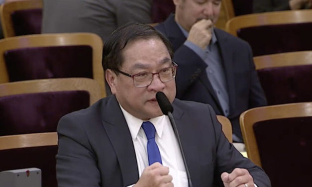 Department of Building Inspection head Tom Hui suspended: Allegations of wrongdoing stretching back to 2011 uncovered during City Attorney probe of Mohammed Nuru
