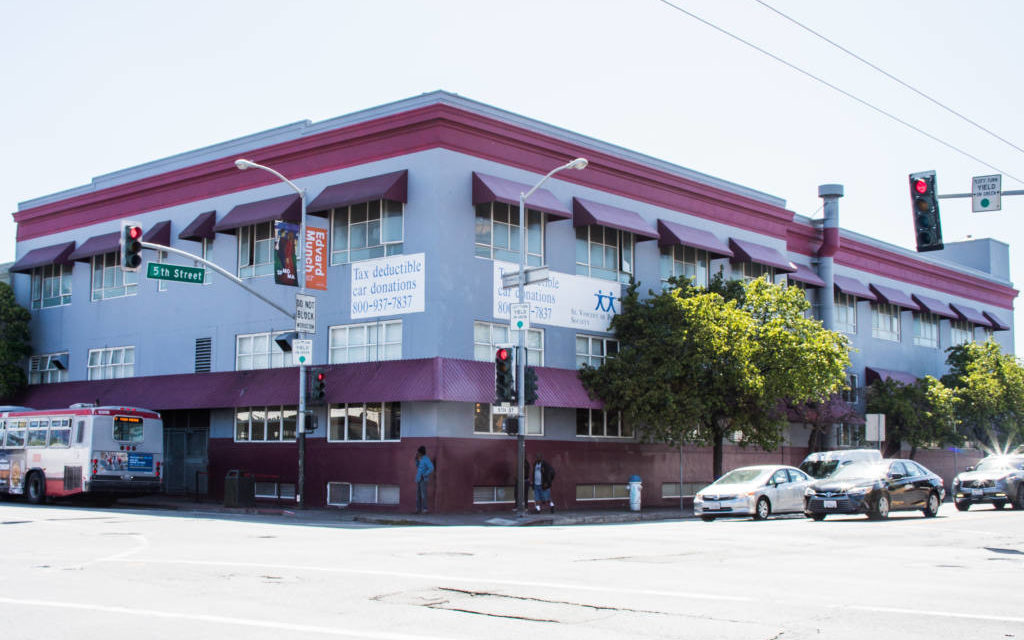 Two people test positive for COVID-19 at SF's largest homeless shelter