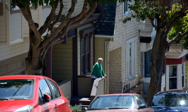 Photo Essay: Day 22 of shelter-in-place, Bernal Heights