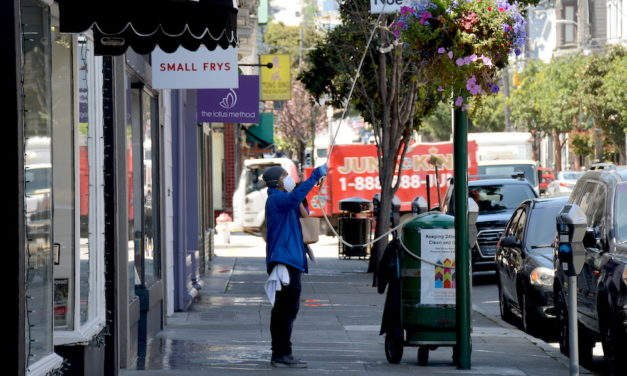Photo Essay: Day 36 of shelter-in-place in Noe Valley