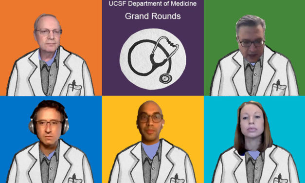 UCSF Grand Rounds: A contact tracing army, and dispatches from a New York hospital