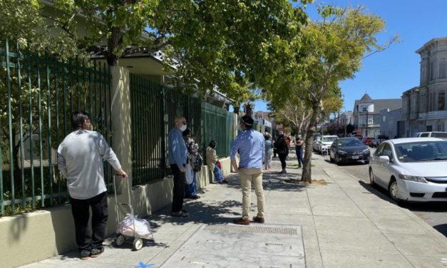 In the city's biggest study to date, researchers test 4,204 people in the Mission District for COVID-19