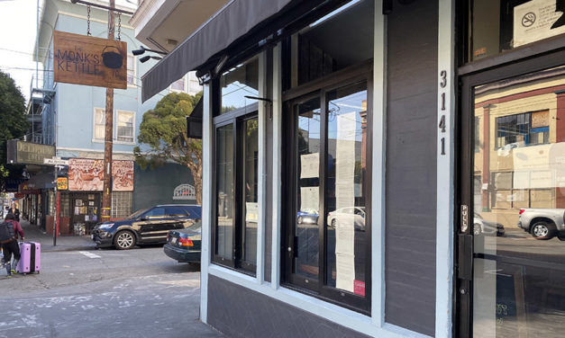 Some Mission District businesses get their SBA checks, but wonder if they should use the money