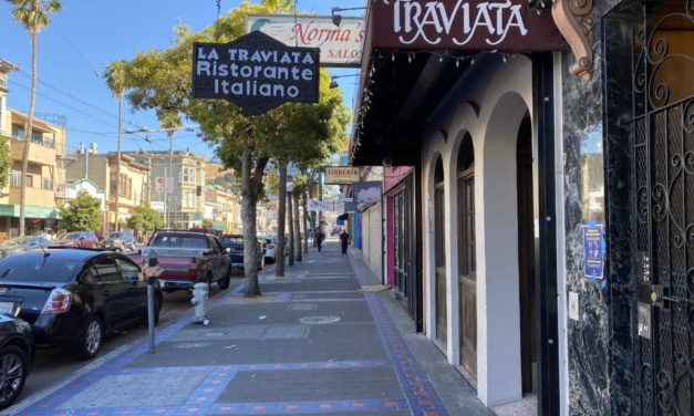 La Traviata: help keep old-school Italian alive in the Mission!
