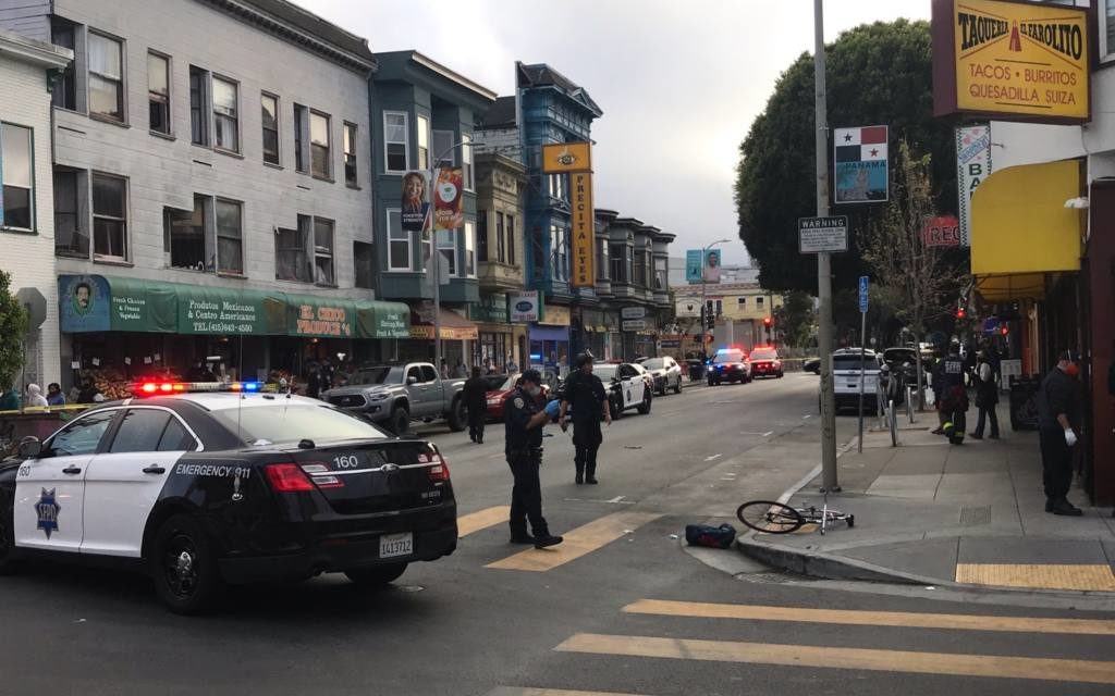 Market employees stabbed by alleged shoplifter on 24th Street